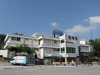 Korail Taebaek Station.jpg