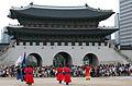 Korea Gyeongbokgung Guard 08.jpg