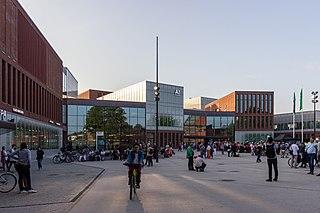 Research laboratory and studio in Finland