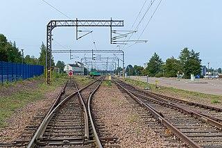 Kouvola–Kotka railway
