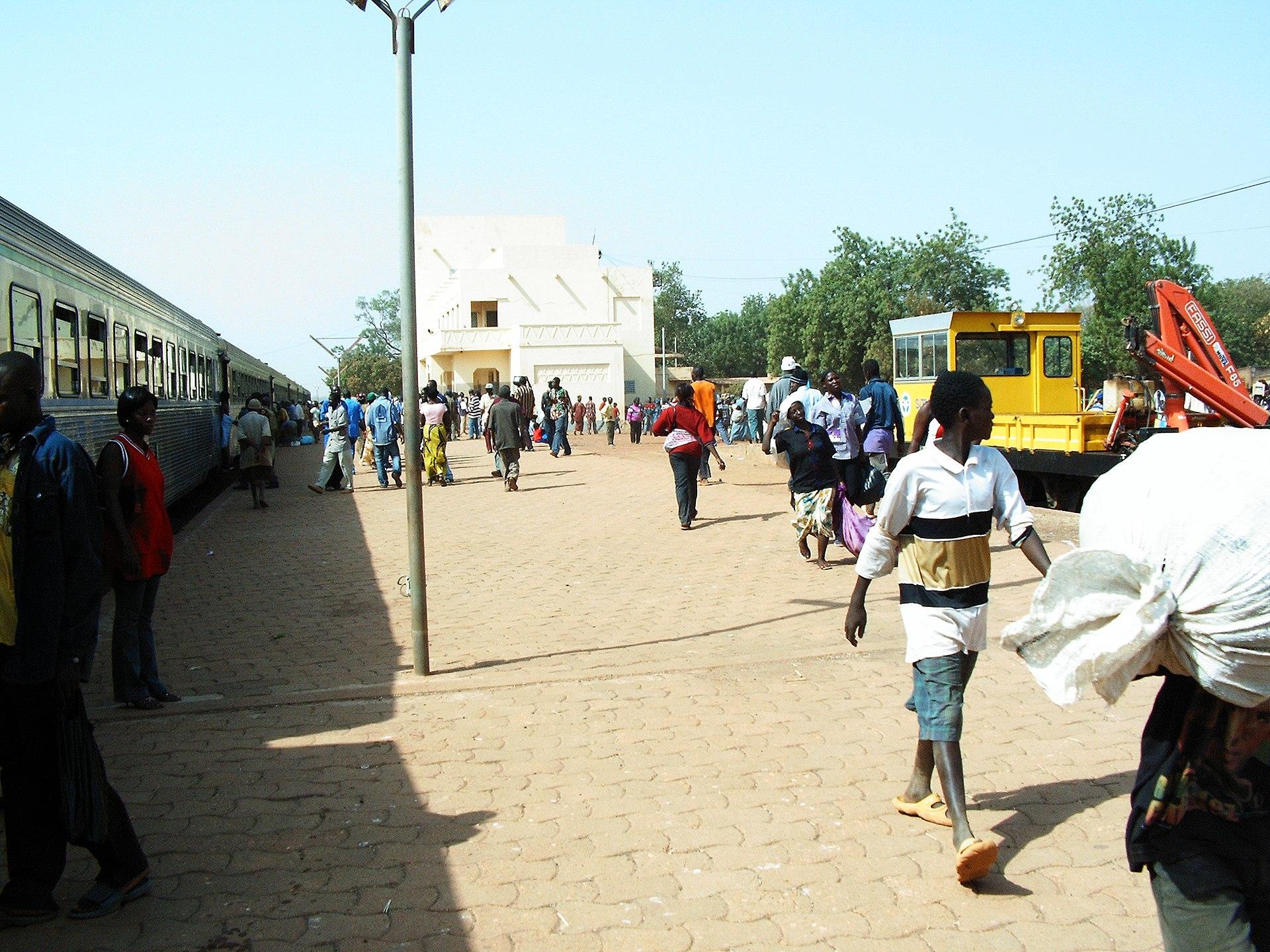 Rail Transport In Burkina Faso Wikipedia