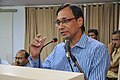 Kozimuttam Ganapathy Kumar Speaks - Ganga Singh Rautela Retirement Function - NCSM - Kolkata 2016-02-29 1503.JPG