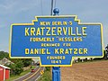 Kratzerville PA Keystone Sign 2.jpg