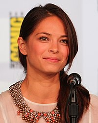 Kristin Kreuk San Diego Comic-Con International 2012.