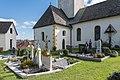 Krumpendorf Tultschnig Pfarrkirche hl Johannes Baptist Sakristei 05102015 7896.jpg