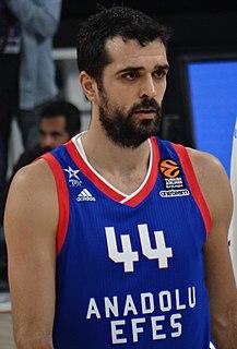 Croatian basketball player