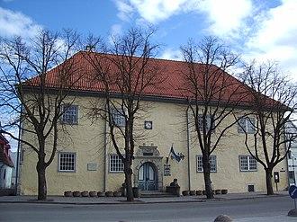 Kuressaare - Town hall