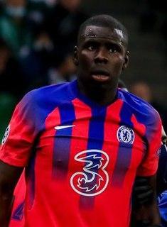 Kurt Zouma French association football player