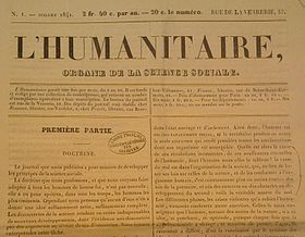 Image illustrative de l'article L'Humanitaire
