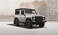 LAND ROVER DEBUTS BLACK PACK AND SILVER PACK DEFENDERS AT THE 2014 GENEVA INTERNATIONAL MOTOR SHOW (12631984225).jpg
