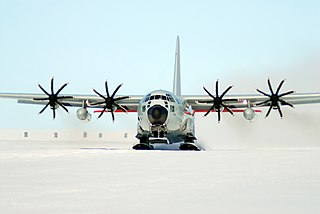 109th Airlift Wing Unit of the NY Air National Guard assigned to provide Arctic and Antarctic airlift operations