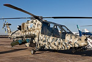 HAL Light Combat Helicopter - Wikipedia
