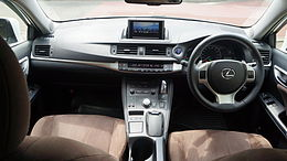LEXUS CT200h Japan 2011 Intera.JPG