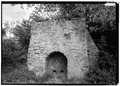LIME KILN - Estate Clifton Hill, Sugar Factory and Rum Distillery, South Central Street, Christiansted, St. Croix, VI HAER VI,1-KING,2-A-39.tif