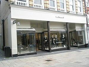 L.K.Bennett - L.K. Bennet store in Winchester, Hampshire