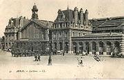 LL 57 - ARRAS - La Gare
