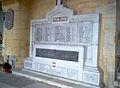 LaBastideClairance War memorial church.jpg