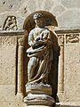 La Chapelle-Faucher église sculpture portail détail (7).JPG