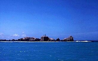 La Digue - La Digue Lighthouse