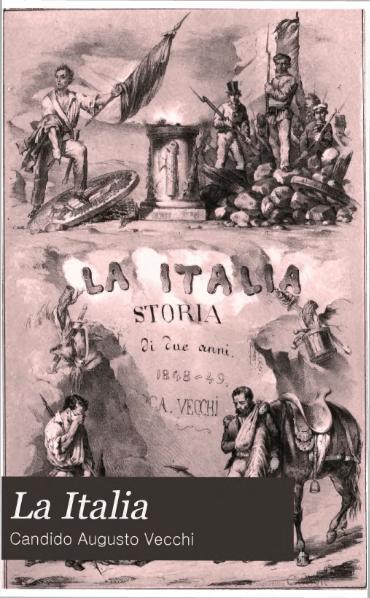 File:La Italia - Storia di due anni 1848-1849.djvu