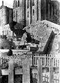 La Merveille - Partie du châtelet - Mont-Saint-Michel (Le) - Médiathèque de l'architecture et du patrimoine - APMH00037254.jpg