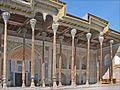La mosquée Bolo-Khaouz (Boukhara, Ouzbékistan) (5720017982).jpg