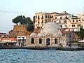La mosquée turque du port (La Canée, Crète) (5744428884).jpg