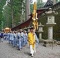 La procession Hyakumono-Zoroe Sennin Gyoretsu (Shunki reitaisai, Nikko) (43157857891).jpg