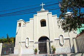 Ipala, Guatemala - Catholic Church