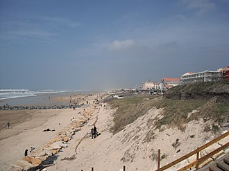 Lacanau - Image: Lacanau ocean plage 2013(05)