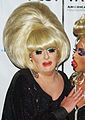 Lady Bunny and Sherry Vine by David Shankbone cropped.JPG