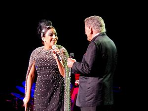 "Nature Boy - Gaga and Bennett performing ""Nature Boy"" on their Cheek to Cheek Tour, 2014"