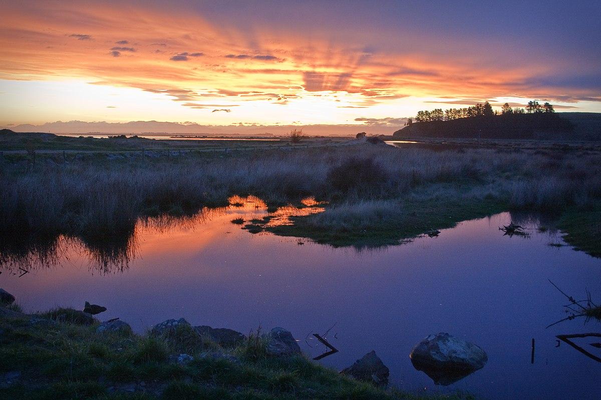 Lake Ellesmere – Wik...
