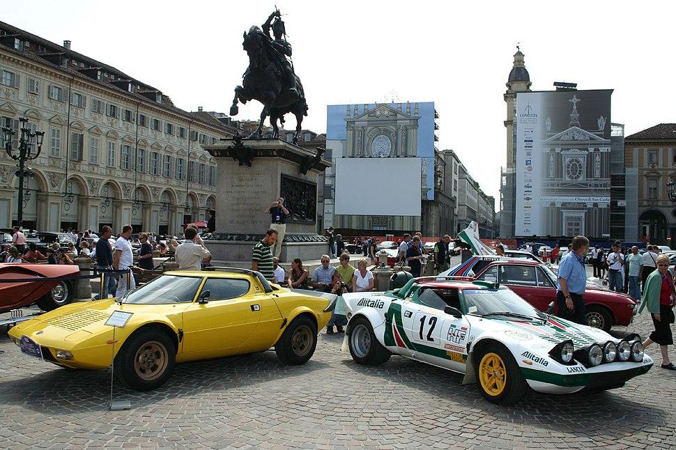 Lancia Stratos HF 01