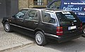 Lancia Thema SW 3.0 V6 third series, rear left.jpg
