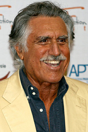Lando Buzzanca - Lando Buzzanca in 2009 at the Roma Fiction Festival