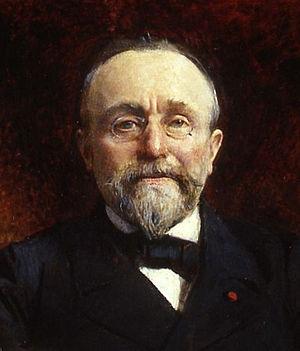 Louis Théophile Joseph Landouzy - Louis Landouzy by Léon Bonnat