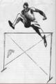 Lanfranco Felin - Illustrazione 1929 - Ostacolista.png