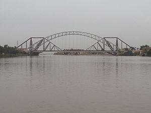 Lansdowne Bridge Rohri - Lansdowne Bridge Rohri, Sindh