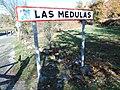 Las Medulas road sign.001 - Las Medulas.JPG