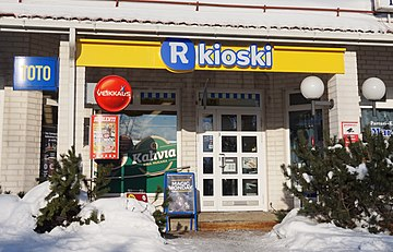 K-Supermarket Laukaa