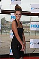 Laura Dundovic attends ANTM 7 finale 2011 (2).jpg