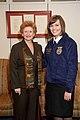 Laura Krhovsky, State President of MI Future Farmers of America (5529607411).jpg