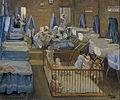 Lavery, John (Sir) (RA) (RSA) - Lady Henry's Crêche, Woolwich - Google Art Project.jpg