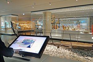 Marseille History Museum - Image: Le musée d'Histoire de Marseille (14202005372)