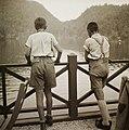 Leather pants, lake Fortepan 83829.jpg