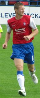 Lee Bullock English association football player