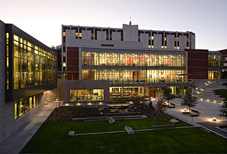 Seattle University - Lemieux Library and McGoldrick Learning Commons