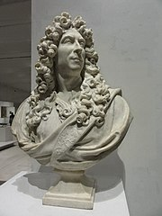 Bust of Charles Le Brun