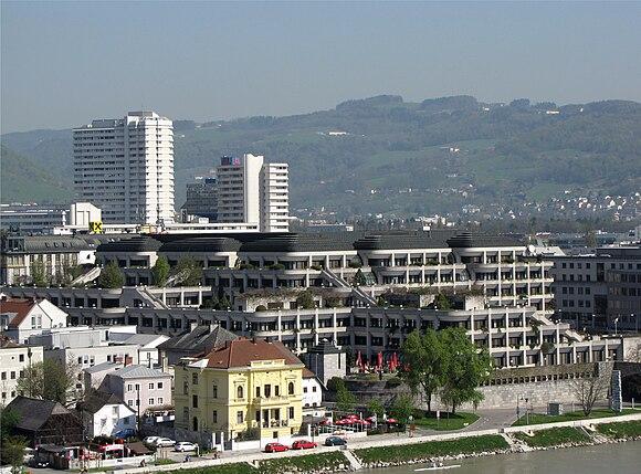 Neues Rathaus Linz Wikiwand